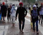 Rains lash Amritsar
