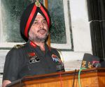 Northern Army Commander visits forward posts in J&K