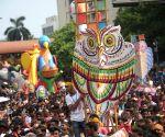 BANGLADESH DHAKA BENGALI NEW YEAR