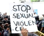 BANGLADESH DHAKA SEXUAL ASSAULTS PROTEST