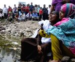 BANGLADESH DHAKA RANA PLAZA COLLAPSE SECOND ANNIVERSARY