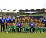 Dhaka (Bangladesh): 1st ODI - India vs Bangladesh - toss