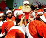 BANGLADESH DHAKA CHRISTMAS