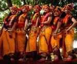 BANGLADESH DHAKA SPRING FESTIVAL