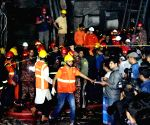 BANGLADESH DHAKA FIRE CASUALTIES