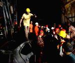 70 killed, 40 hurt in Dhaka apartment fire