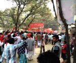 BANGLADESH DHAKA BLOCKADE PROTEST