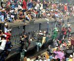 BANGLADESH DHAKA RELIGION FINAL PRAYER