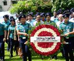 BANGLADESH DHAKA BAKERY ATTACK ANNIVERSARY
