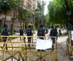 BANGLADESH DHAKA CAFE ATTACK TIGHT SECURITY