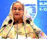 Sheikh Hasina in NY to attend UNGA