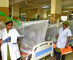 BANGLADESH DHAKA DENGUE CASES