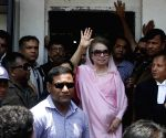 BANGLADESH DHAKA FORMER PM GRAFT CASE