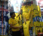 BANGLADESH DHAKA FIFA WORLD CUP ECONOMY