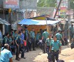 BANGLADESH DHAKA WAR DRUGS