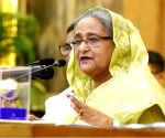 Rohingyas are threat to regional security: Hasina