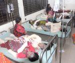 BANGLADESH DHAKA FACTORY FIRE INJURY