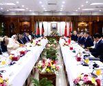 BANGLADESH CHINA XI JINPING PM TALKS