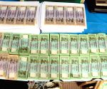 BANGLADESH DHAKA COUNTERFEIT MONEY