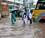 BANGLADESH DHAKA FLOOD