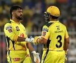 Dhoni hails his bowlers for applying brakes on free-flowing RCB