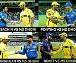 Dhoni remains permanent as Polland fifth MI skipper to toss with him