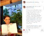 Dia Mirza goes Insta live with celebrities for a cause