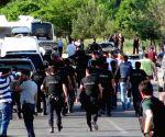 TURKEY DIARBAKIR BOMB ATTACK