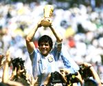 Football legend Diego Maradona, 60, dead