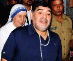 File Photos: Diego Maradona