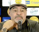 Maradona says he turned down offer to coach Venezuela