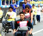 Tata Steel Kolkata 25K run 2019