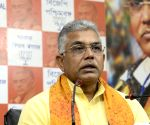 BJP serves legal notice to Mamata's nephew for calling Dilip Ghosh 'goon'