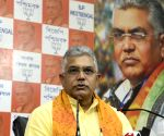 Bengal BJP MPs meet union ministers, discuss state issues