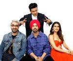 मनोज बाजपेयी और दिलजीत दोसांझ की फिल्म का आइटम सांग 'बसंती' हुआ रिलीज।