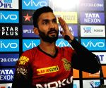 I have been given the role of a finisher: Karthik