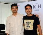 """Promotion of film """"Rukh"""" - Atanu Mukherjee and Adarsh Gourav"""