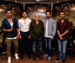 "Promotion of film ""Paltan"" - Director J.P.Dutta, Harshvardhan Rane, Gurmeet Choudhary, Luv Sinha and Siddhanth Kapoor"