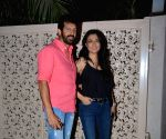 Celebs seen at Bandra