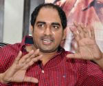 Director Krish's press meet