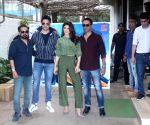 "Mumbai: Special preview of film ""A Gentleman"