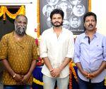 Director KV Guhan's Next With Anand Devarakonda As Main Lead Produced By Venkat Talari Titled