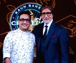 Big B is involved in process of making KBC: Director