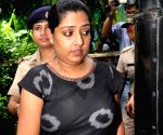 Sudipto Sen and Debjani Mukherjee produced at court
