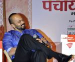 Aamir Khan at Aaj Tak Panchayat Talk Show