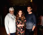 "Screening of film ""1921"" - Vikram Bhatt, Karan Kundra and Zareen Khan"