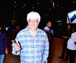 : Mumbai: Naseeruddin Shah, Ratna Pathak, Vikram Bhatt and Remo D'Souza spotted at Airport