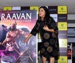 Zoya Akhtar launches Amish Tripathi's book
