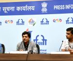 49th IFFI - Press conference
