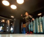Free Photo: Disha Patani aces flying kick